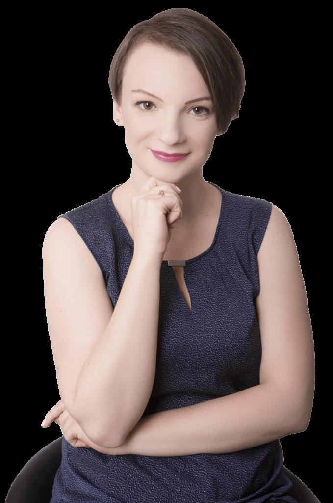 Weronika Sokołowska trener języka angielskiego